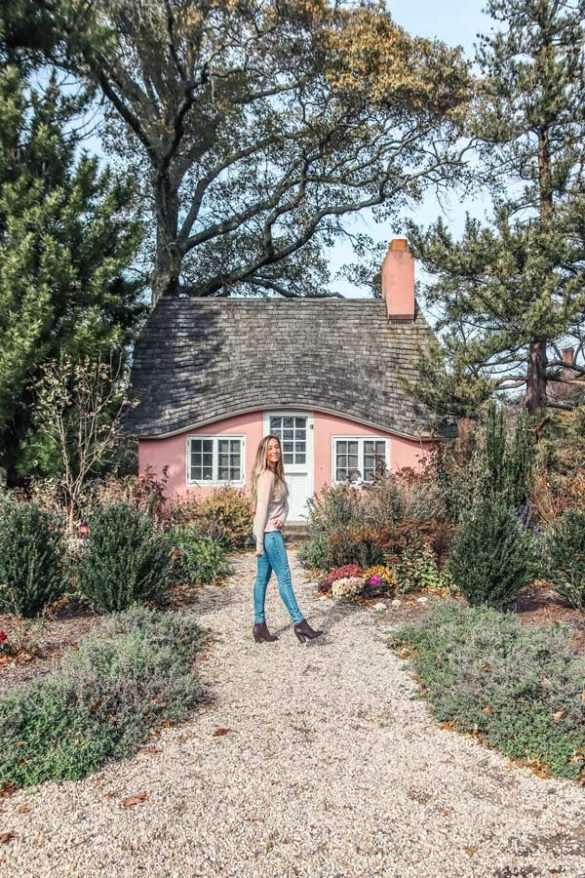 The Planting Fields on Long Island is one of the best things to do