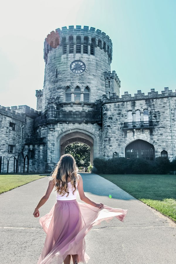 Sands Point Preserve Castle