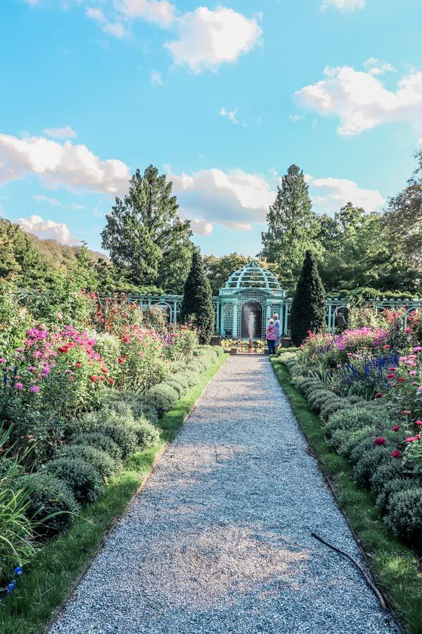 Westbury Garden on Long Island New York