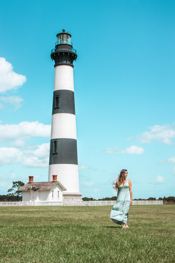 OBX Bodie Lighthouse