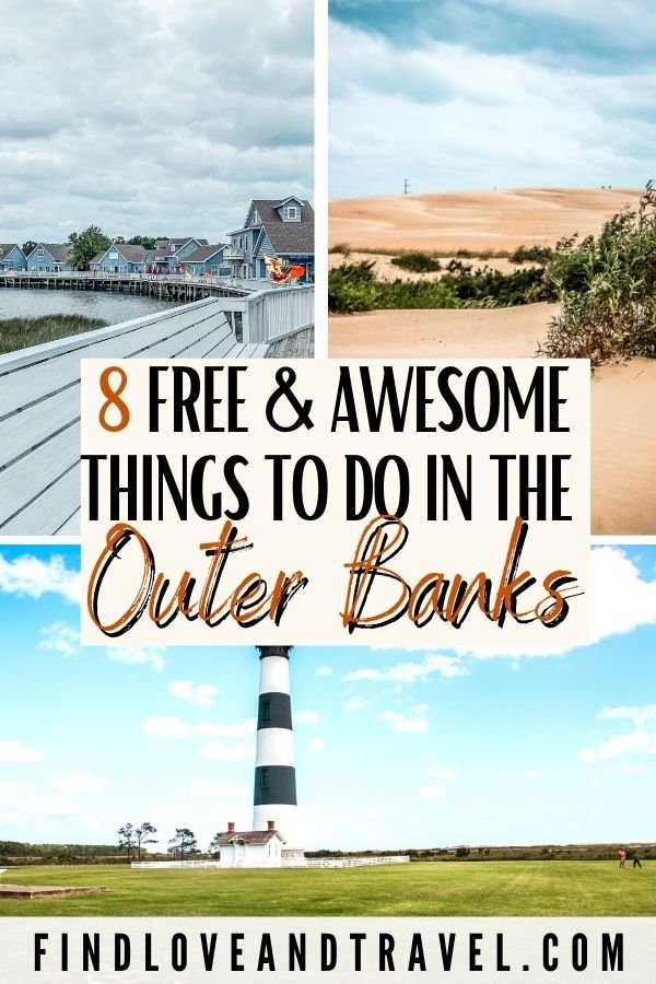Best free things to do in the Outer Banks