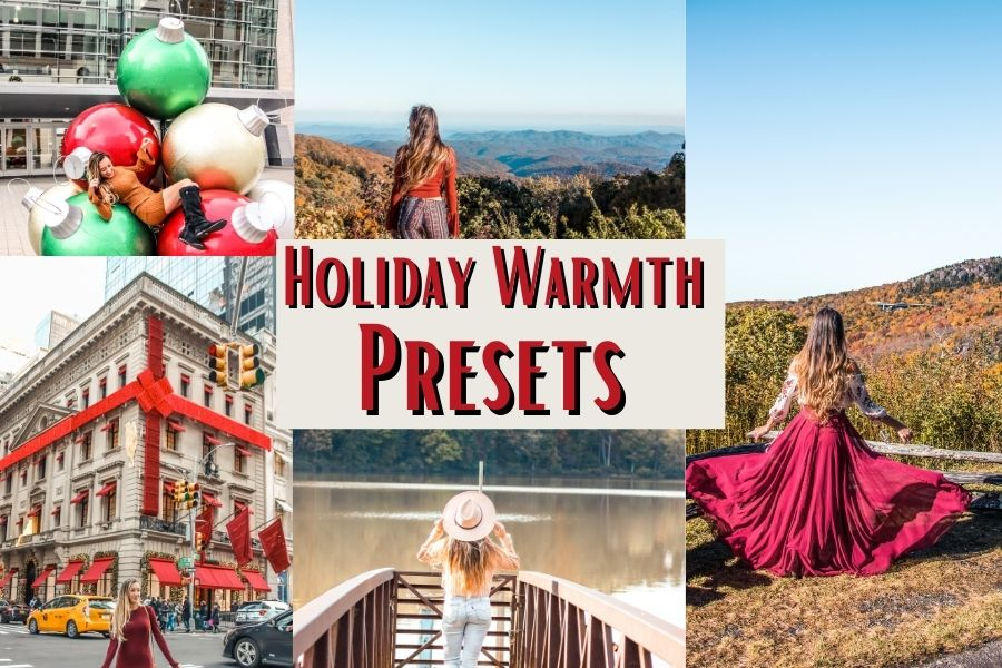 Holiday Warmth Preset Package