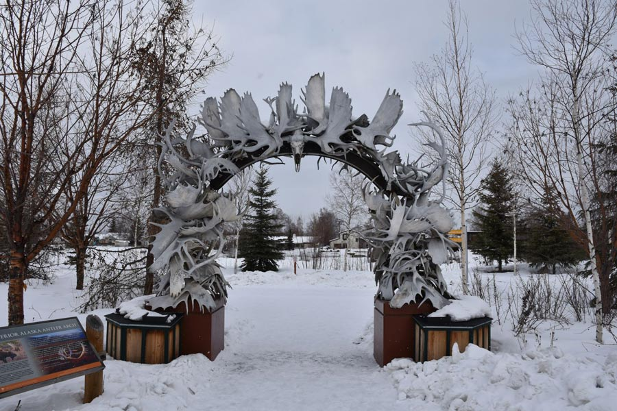 Fairbanks Alaska is a Perfect USA Winter Destinations