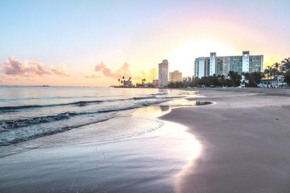 Carolina Beach Puerto Rico