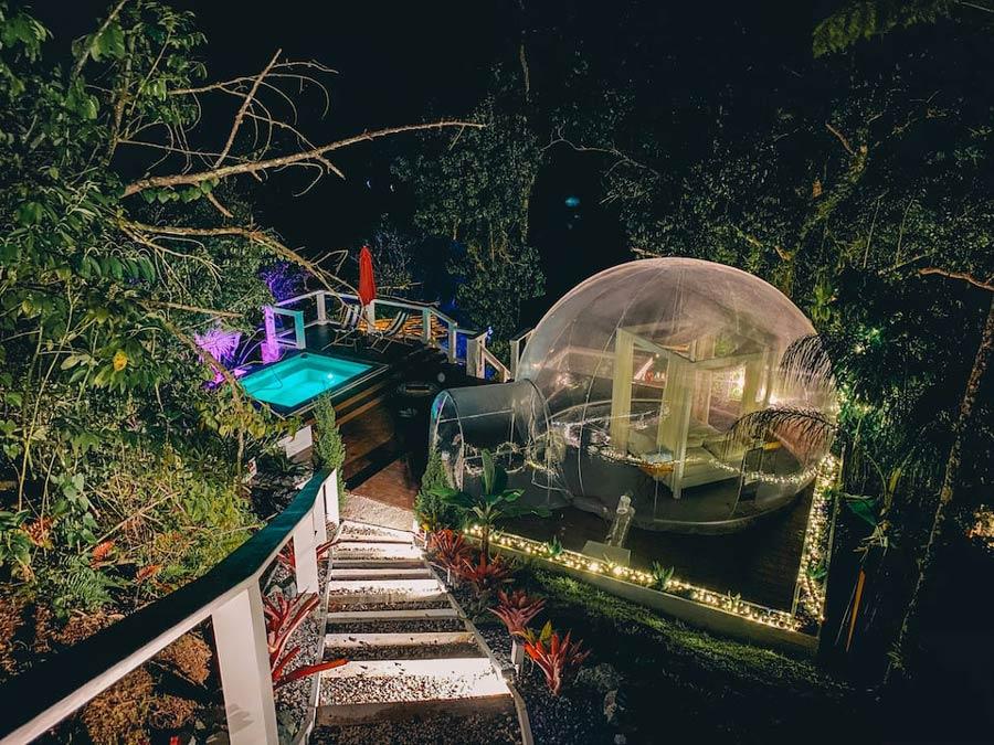 Bubble Dome Airbnb Puerto Rico
