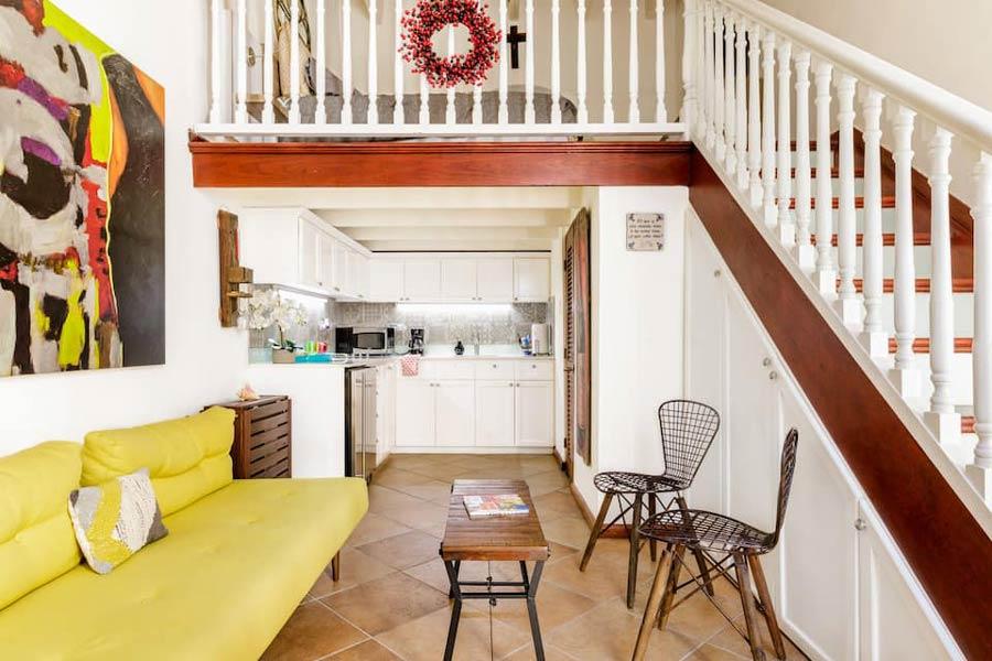 Old San Juan Loft Airbnb
