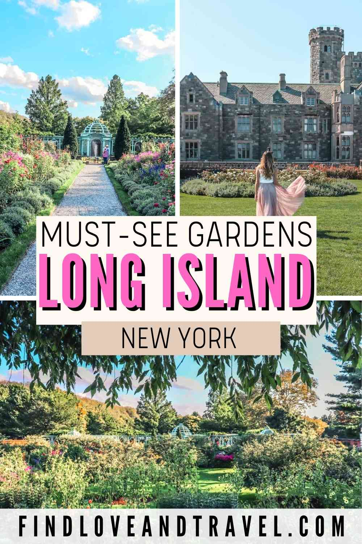 Beautiful Gardens on Long Island New York