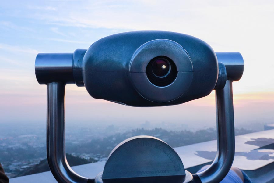 Make sure to add Griffith Observatory to your itinerary with 3 days in Los Angeles