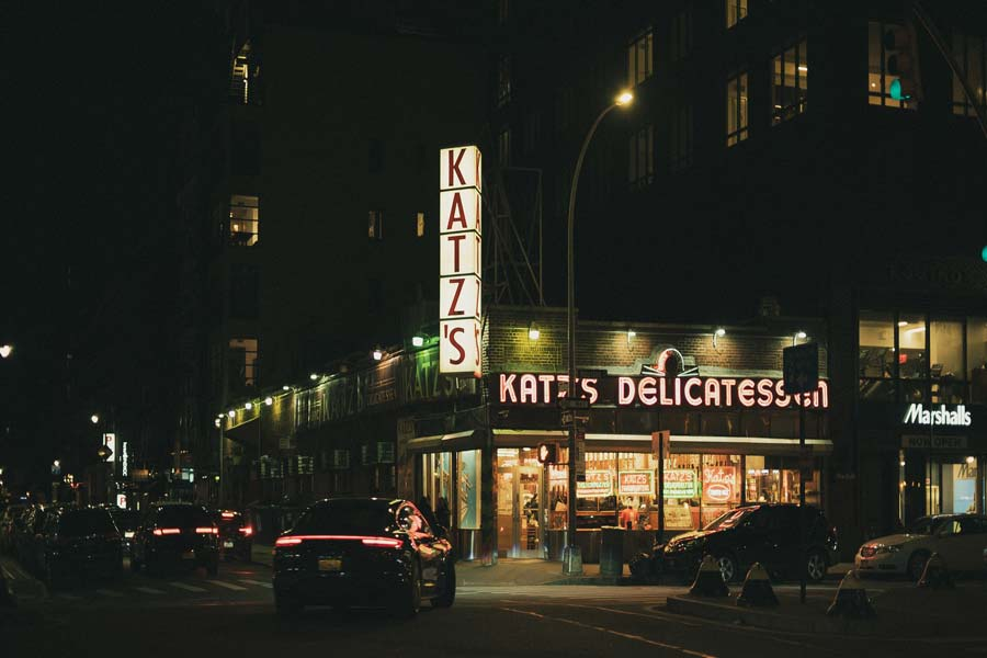 Katz Jewish deli is a must eat place in New York