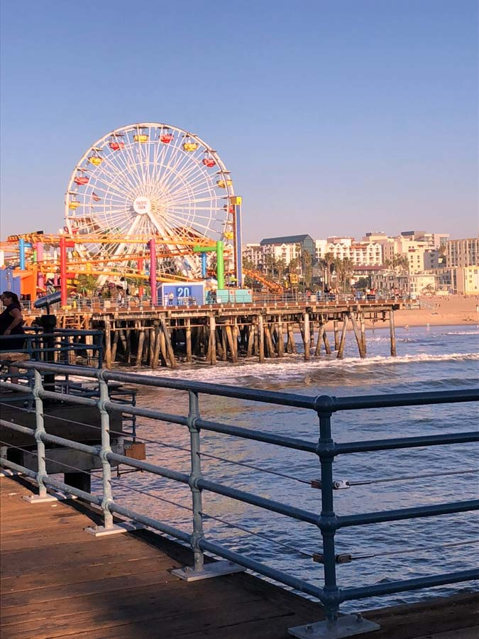 Add the Santa Monica Pier to Your Itinerary with 3 Days in Los Angeles