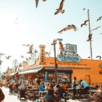 Nathens Hotdogs in Coney island is another must eat in New York