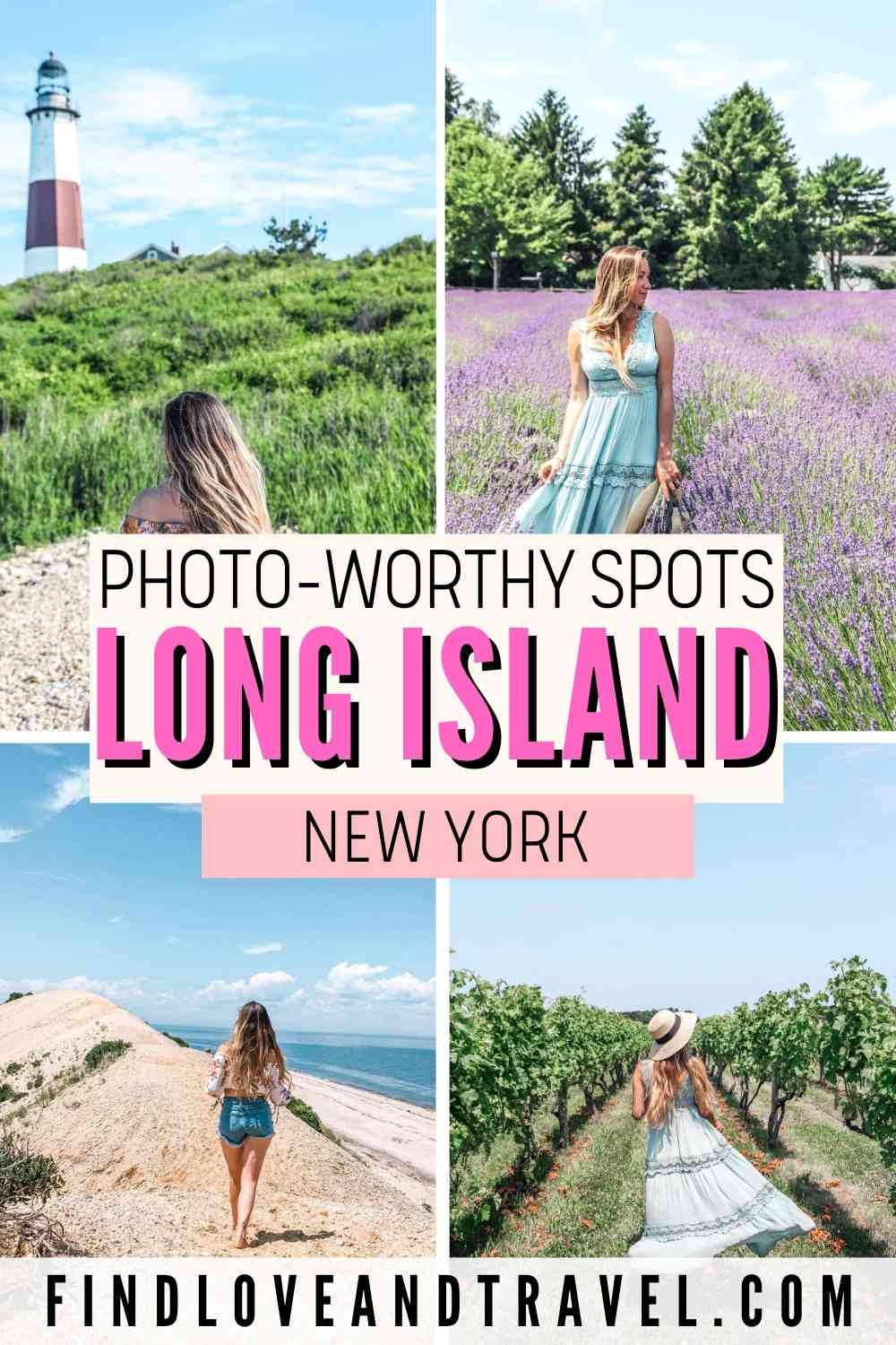Instagrammable Places on Long Island New York