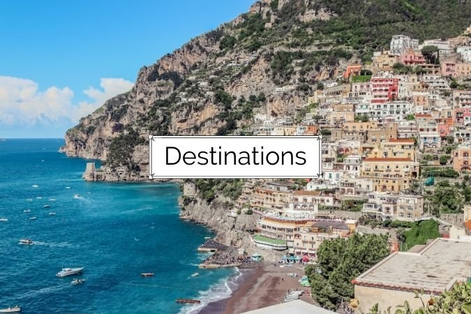 Destinations from Find Love & Travel