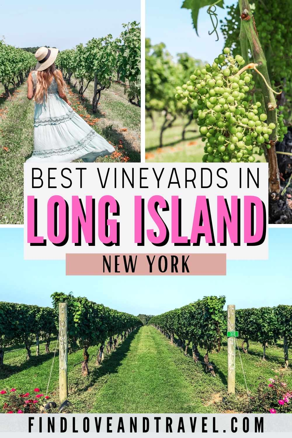 Best Vineyards and Wineries in and on Long Island, New York