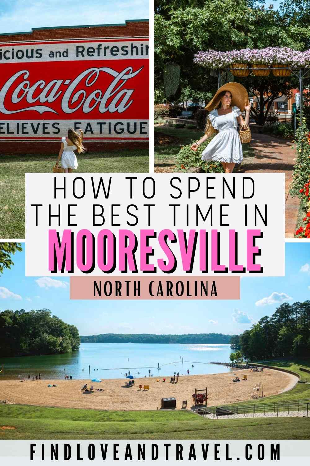 Best things to do in Mooresville, NC trip itinerary
