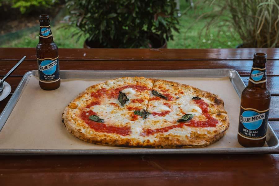 Alino Pizza in Mooresville, NC