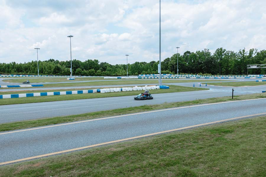 GoPro Motorplex Gokarting is one of the best things to do in NC