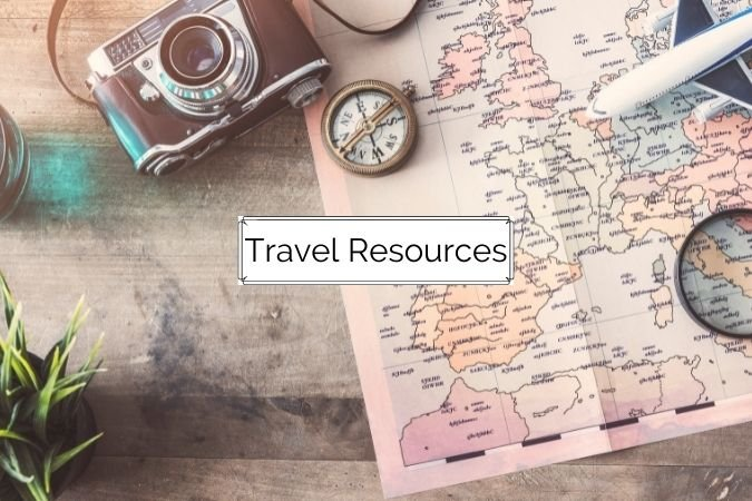 travel resources from Find Love & Travel