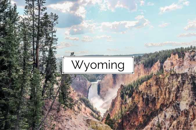 Wyoming travel guide itinerary