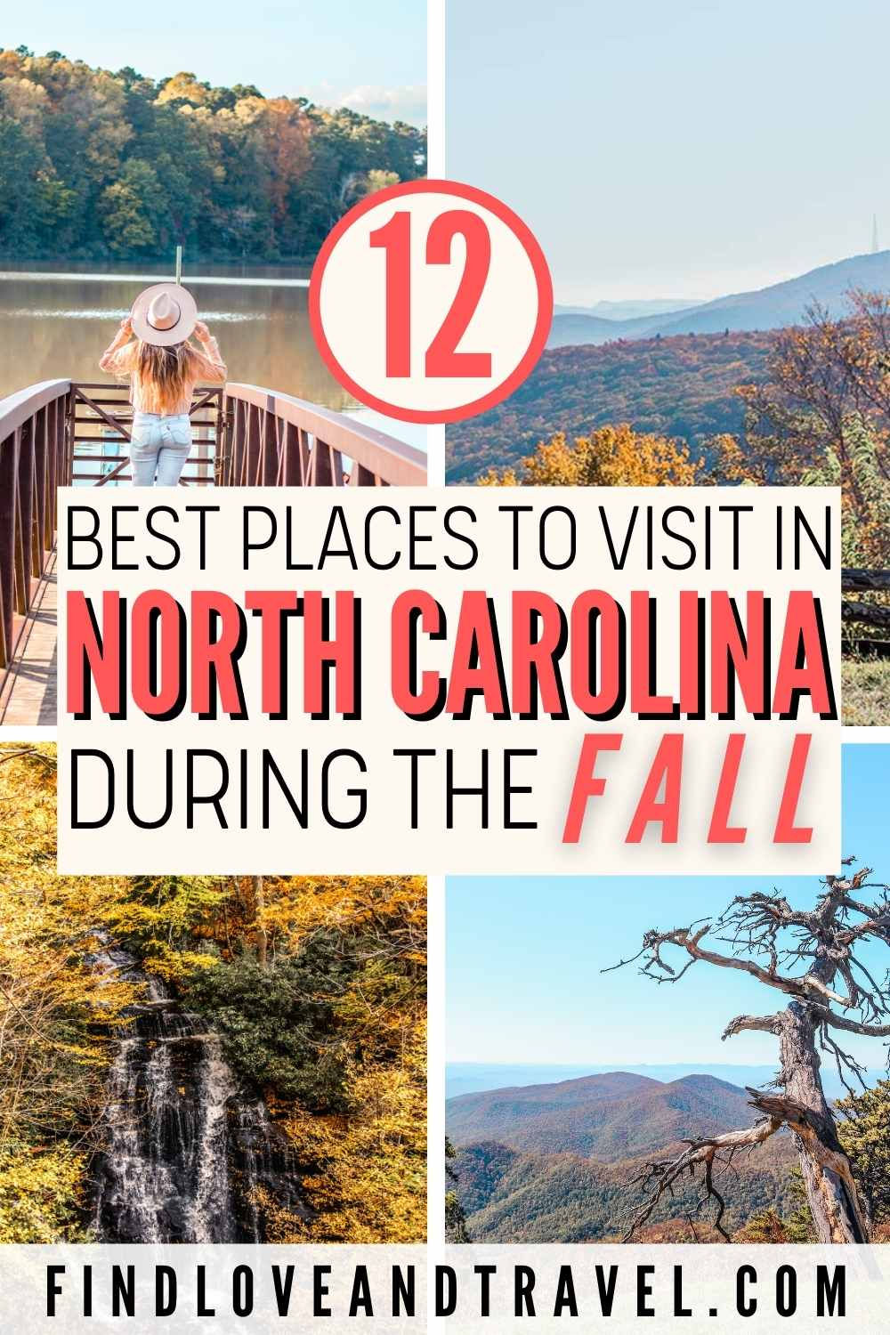 fall in NC -best places to see fall in North Carolina