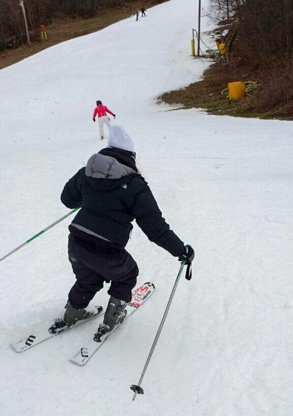 skiing in nc